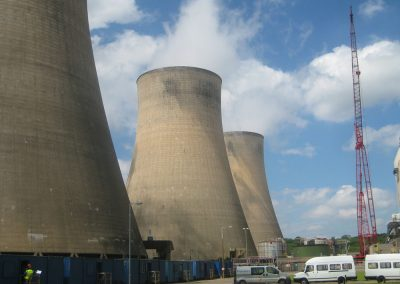 cooling tower reconditioning