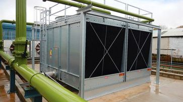 Technology, Demand Drive Cooling  Tower Market