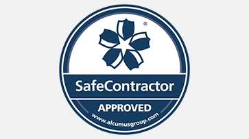 Top Safety Accreditation for DHD Cooling Ltd