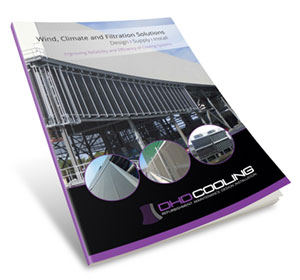 DHD Wind, Climate and Filtration Solutions brochure