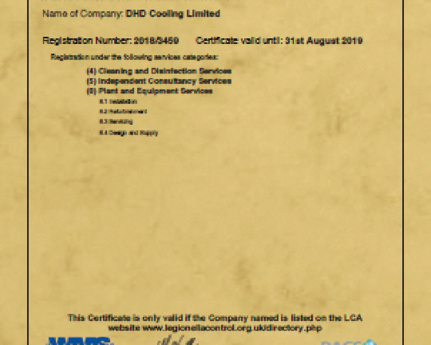 DHD Complete LCA Registration