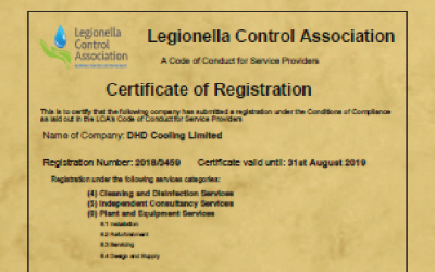 LCA registration joins other standards at DHD